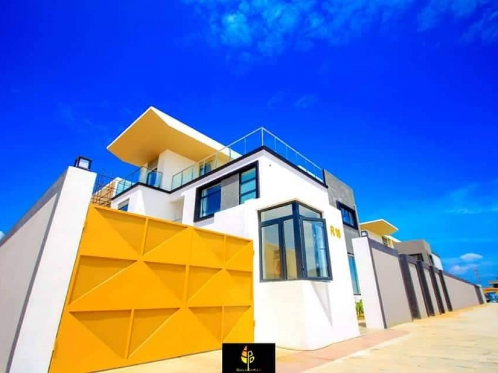 REF751, Maison a vendre  Fidjrossè Centre